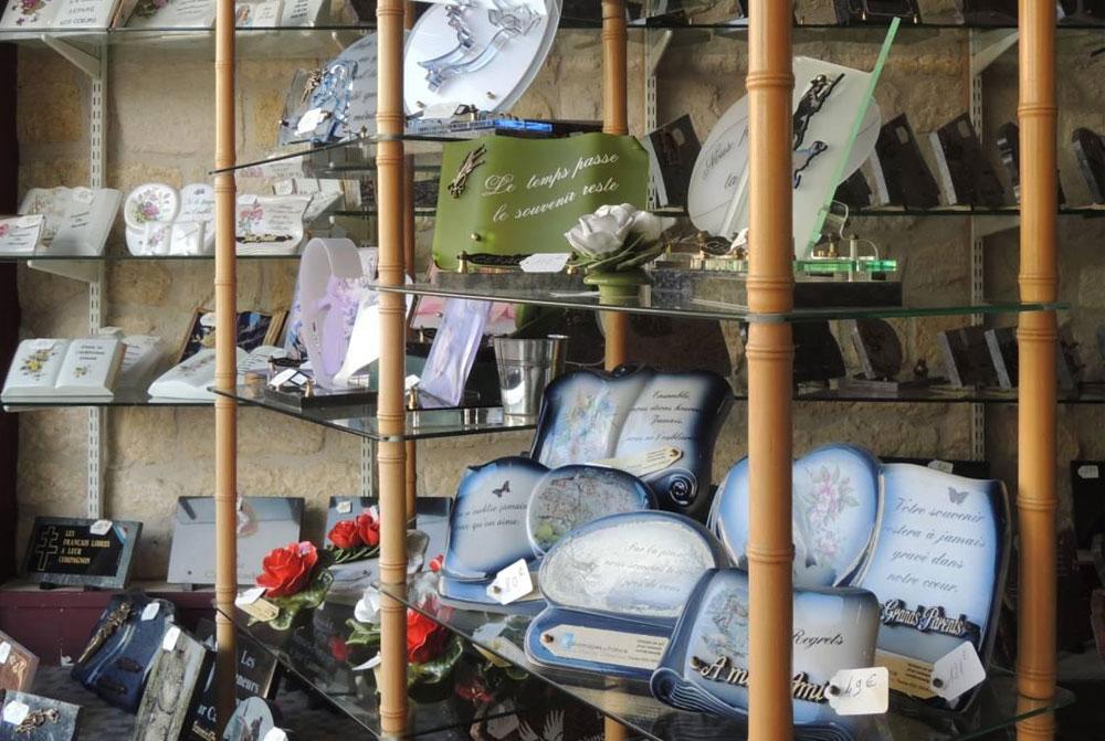Avada Demo1 Pompes Funèbres Jonzac Plaques Ceramique Porcelaine 48